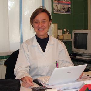 Dott.ssa Moira Monaco.