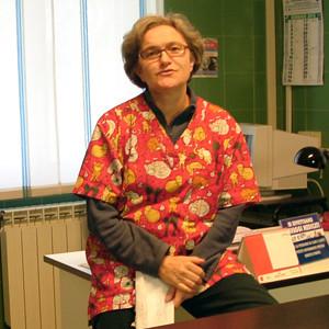 Dott.ssa Tosi Paola - Specialista in Medicina Interna Veterinaria